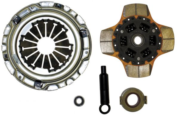 EXEDY 4-Pad Cerametalic High Performance Clutch