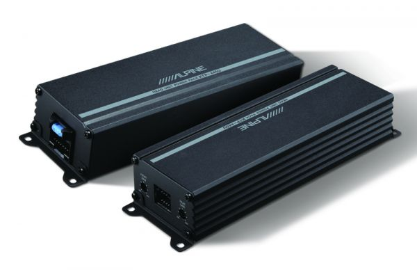 Alpine Electronics KTP-445U Amplifiers