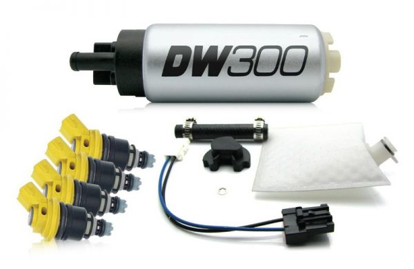 DeatschWerks Subaru Holiday Power Packages are available for a limited time only