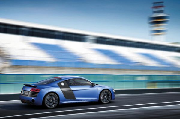 New Audi R8 S Tronic for 2013