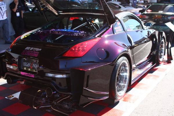 After being on several covers, the High End 350Z has been reinvented once again.