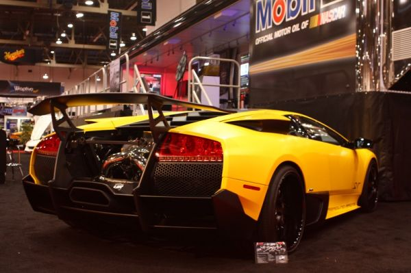 What else can we say about Underground Racing's Twin Turbo Lambos? They are insane and they break records, this Murcie was no exception!