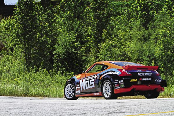 The Contender: Chris Forsberg's 2012 Nissan 370Z