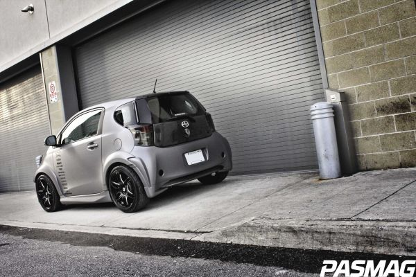 Tiny Terror: 2012 Scion iQ