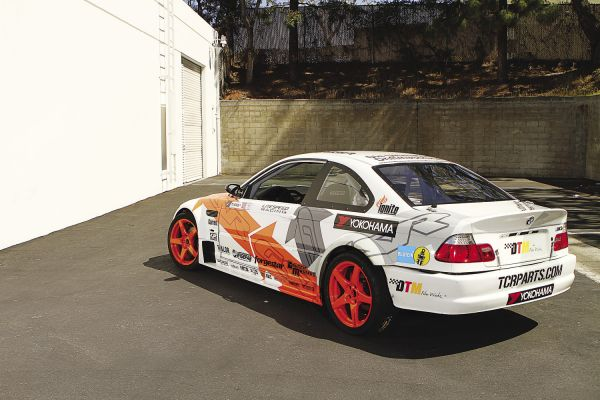 White Hot: Mike Essa's 2004 BMW M3 E46