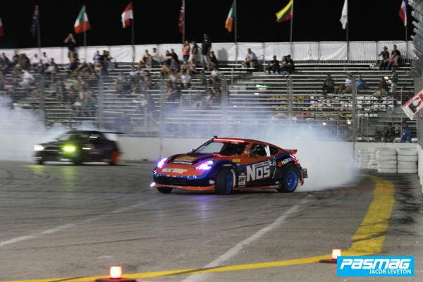 Formula DRIFT Premieres on NBC Sports this Sunday, September 2; Season Preview to Air at 5:00 PM (EST) / 2:00 PM (PST)