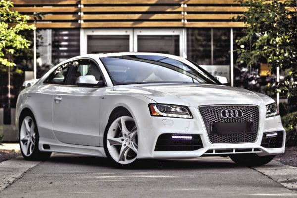 Split Personality: Audi S5 to RS5 Facelift