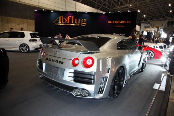 The Ab Flug GTR stole the show - nuff said.