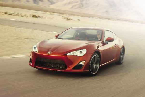 First Drive: 2013 Scion FR-S