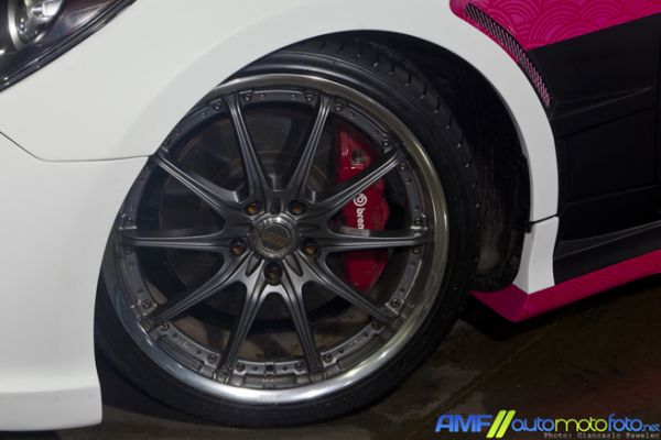 Sailun Tires Canada – SEMA 2011 show car (Debut)