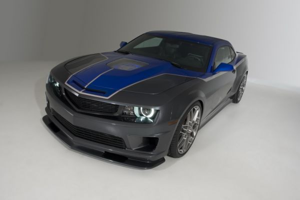 Alpine 2010 Camaro Demo Car