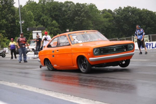 The Maryland event was both heated and well-attended by diehard drag racers. Proving that sport compact drag racing is alive and well on the east coast.
