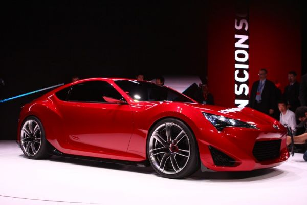 Scion FR-S Concept Coupe