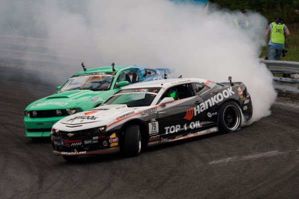 Formula DRIFT Announces 2011 Television Program Schedule on VERSUS