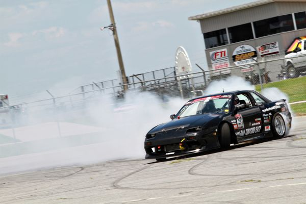 KMS Drift Next event 07-07-12 AMS 11AM-8PM