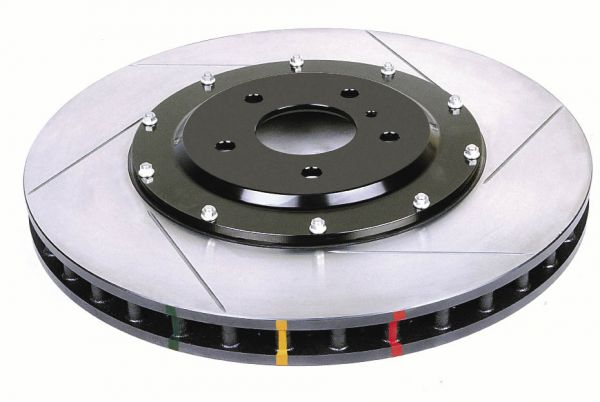 The Nissan GT-R 5000-Series Rotors