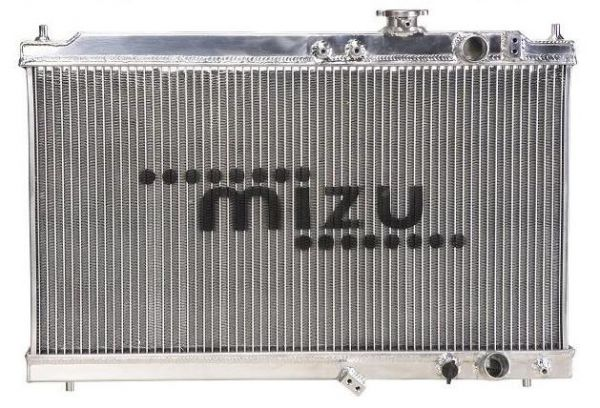 """We noted there was a real lack of effective cooling products in the sport compact market."" Says Pro Motion Marketing Director, Mike Morita. ""We decided to add Mizu to the mizu-radiator-fan-shroudalready great line of products we distribute."