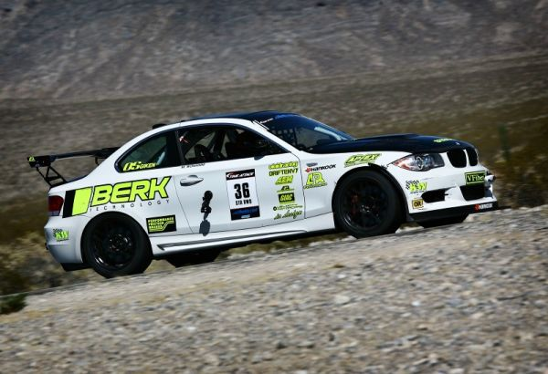The Street Tire RWD class saw the consistent Berk Technology BMW 135i and the Godspeed 240SX who stormed onto the podium in the last two rounds battling yet again for the top spot on the podium.