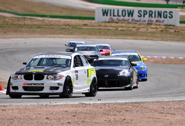 Moving from Time Attack to the MPTCC was Mike Bonani in the Berk Technology BMW 135i. Although there was some stiff competition there, Bonani was the number one qualifier and as expected, the pole-sitter did not look back the entire race before grabbing the checkered flag in the feisty twin-turbo six.