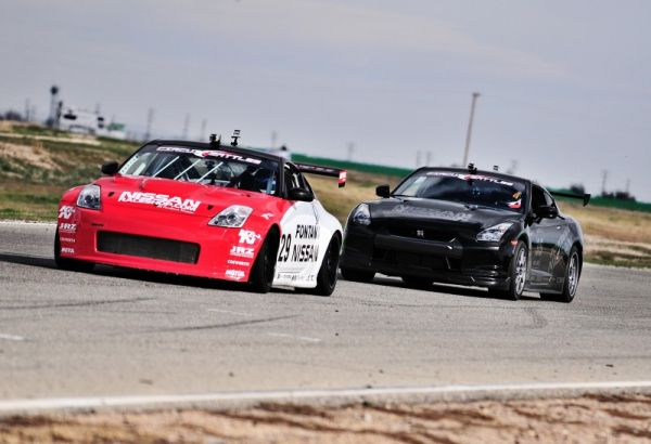 The wheel-to-wheel Tuner Car Championship was up on track first while two Time Attack sessions rounded out by the Moto IQ race.