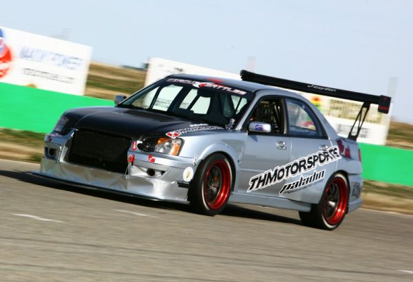 The MotoIQ Pacific Tuner Car Championship (MPTCC) which is an entry level Sport Compact series of wheel-to-wheel racing.