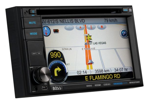 Boss Audio BV937ONV Head Unit