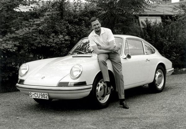 Ferdinand Alexander Porsche, Father of the Porsche 911 dies at 76