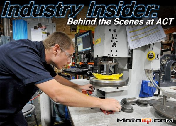 Moto IQ: Inside ACT Clutches
