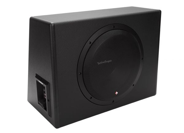 Rockford Fosgate Announces Punch Powered Loaded Subwoofer Enclosures now Shipping