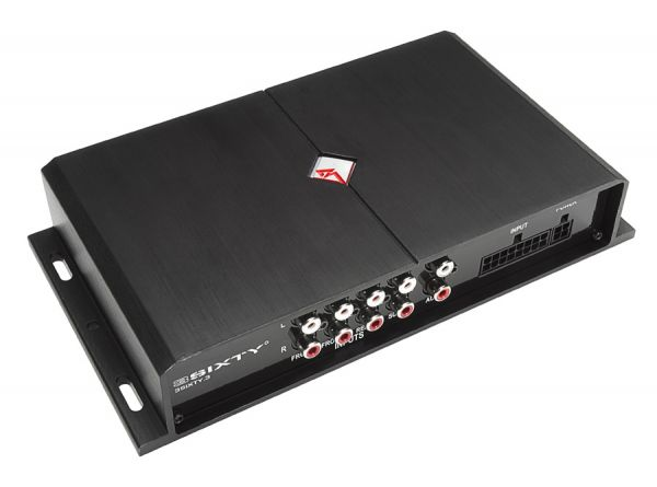 The Rockford Fosgate 3Sixty.3 Surround Sound/OEM Integration Digital Signal Processor