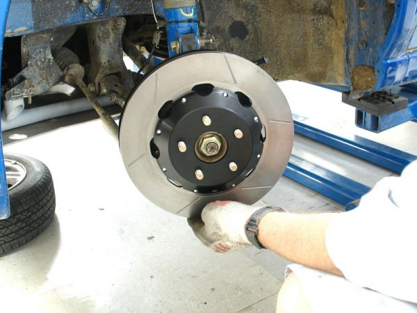 10_Wilwood_WRX_Brake_Install