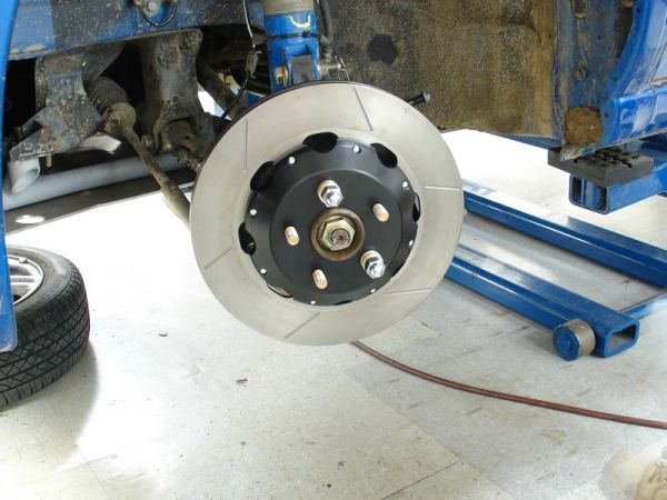 11_Wilwood_WRX_Brake_Install