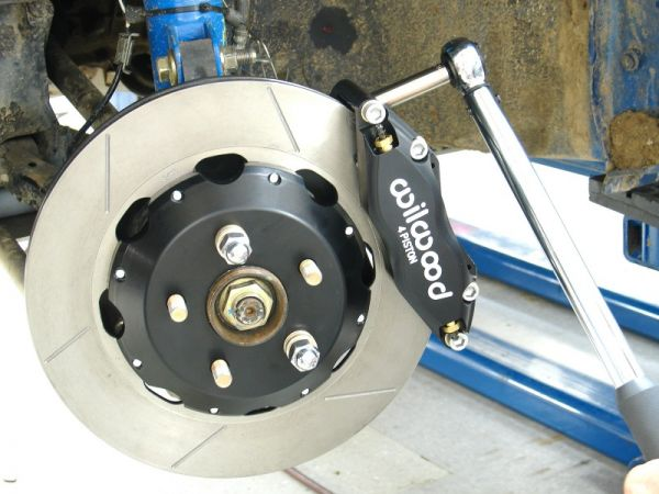 12_Wilwood_WRX_Brake_Install