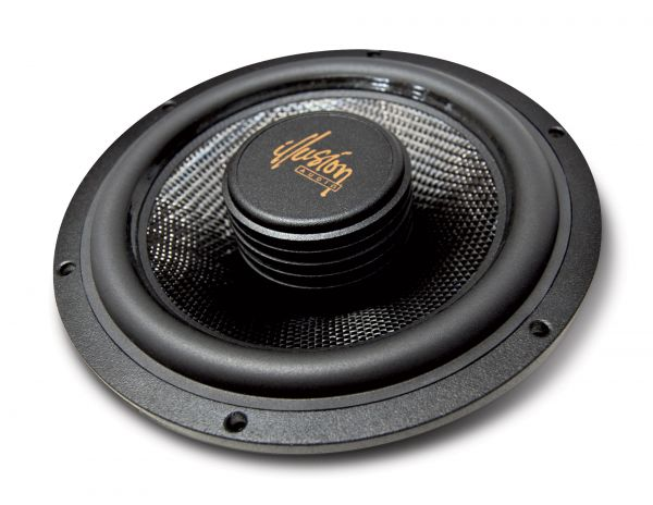 Illusion Audio Carbon Series C6 Component Speakers