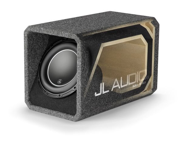JL Audio introduces insanely powerful high output enclosed subwoofer system