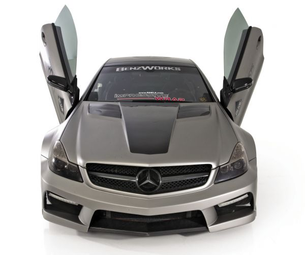 Radiant Crush: 2003 Mercedes-Benz SL55 AMG