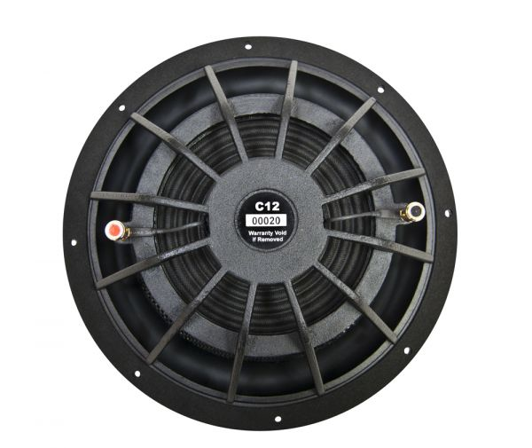 "Illusion Audio Carbon Series C12 Slim 12"" Subwoofer"
