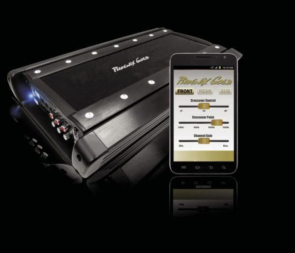 Phoenix Gold ACX600.5 Amplifier