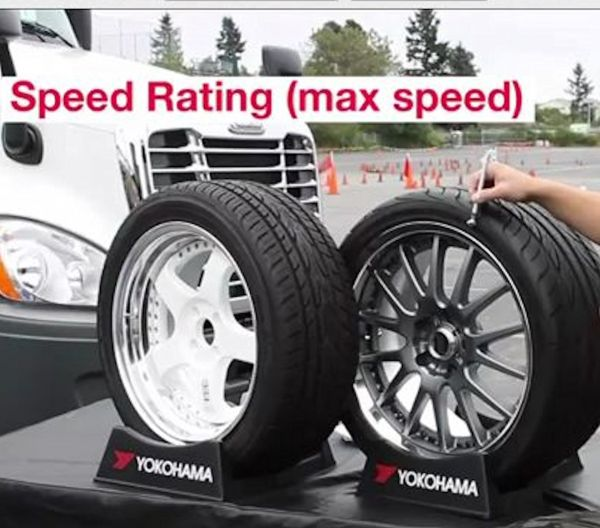 New Yokohama Tire Corporation Video Refocuses on Tips For Reading Sidewalls