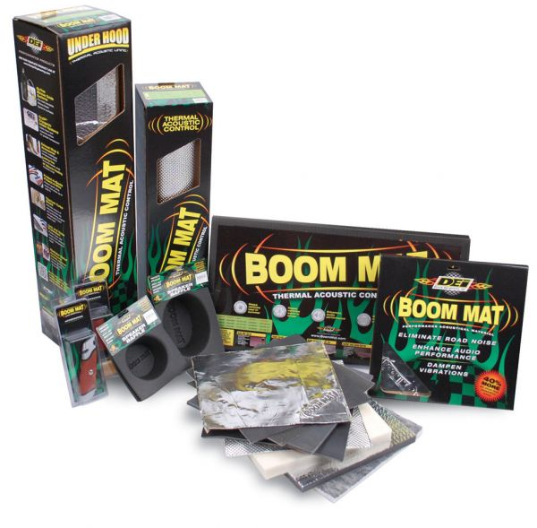 IASCA welcomes Boom Mat to its family of Industry Supporter Members