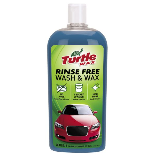 Turtle Wax Rinse Free Wash & Wax