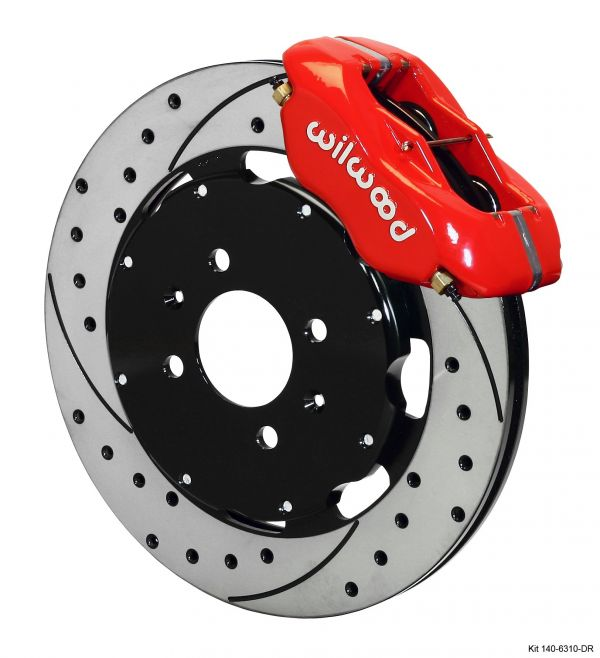 Wilwood's New Bolt-On High Performance: Big Brake Kit for the '06 Honda Civic Si
