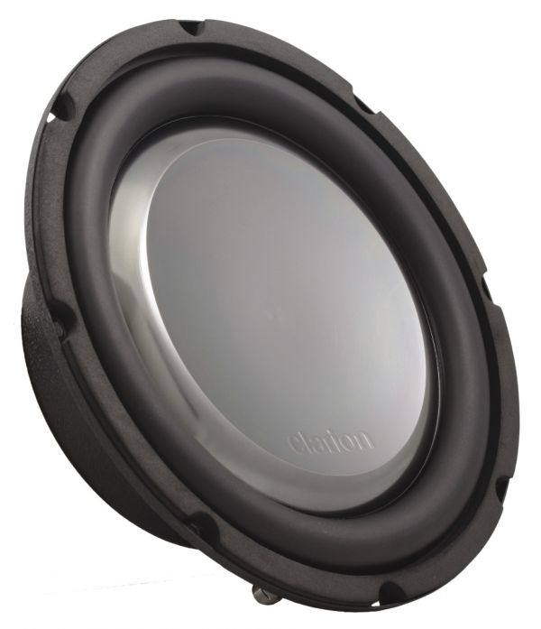 Clarion Shallow Subwoofers