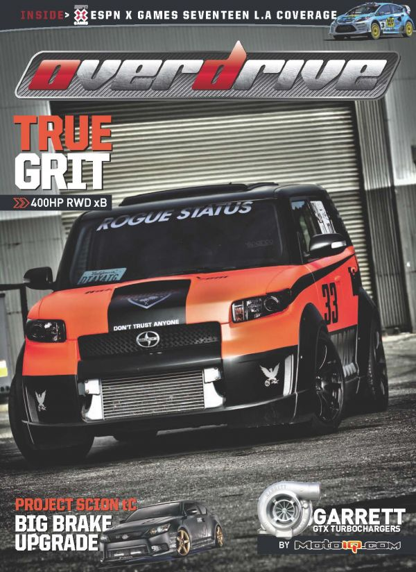 Overdrive: True Grit - DTA 2008 Scion xB
