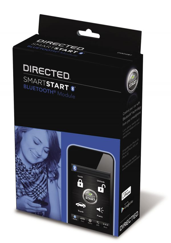 Clifford SmartStart Bluetooth