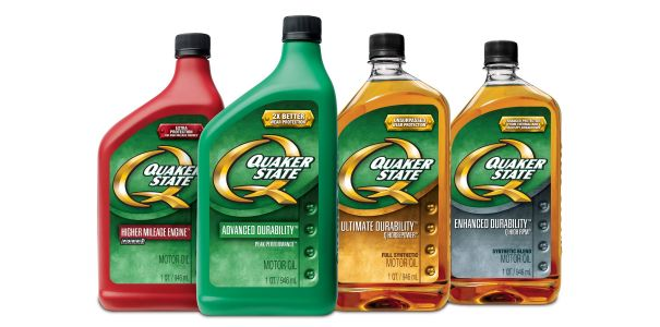 Quaker State® Aspires to Save $1 Million of Fuel for American and Canadian Drivers