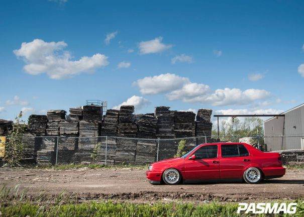 Do it Euro-Self: Gabriel Laroche's 1998 Volkswagen Jetta305