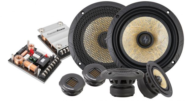 Precision Power P.65C3 Component Speaker Review