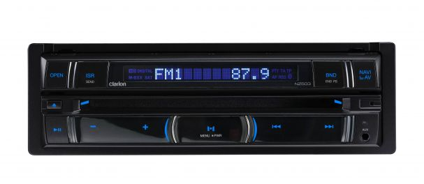Clarion US NZ503 head-unit