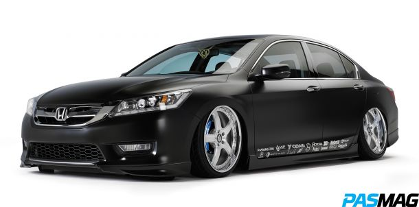 Tuned By Honda